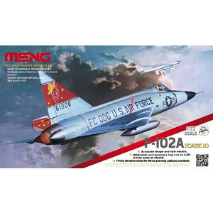 Mega Motors . MEG 1/72 F102A GEORGE WALKER BUSH