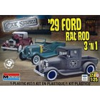 Monogram . MON 1/25 '29 FORD RAT ROD
