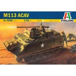 Italeri . ITA 1/35 M 113 ACAV W/106MM