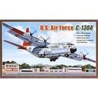 Minicraft Models . MMI 1/144 C-130 US AIRFORCE
