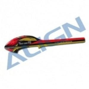 Align RC . AGN 500 SPEED FUSELAGE RED/YELLOW