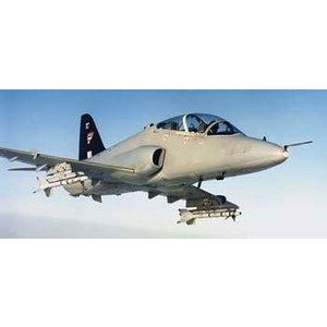 Revell of Germany . RVL BAE HAWK T.1 RAF