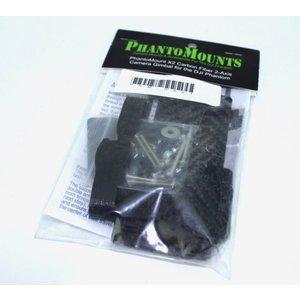 Phantomount . PHM PHANTOMOUNT X2 C/F AXIS GIMBAL