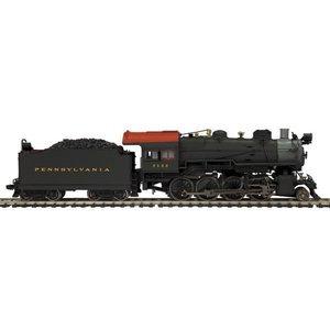 MTH Electric Trains . MTH HO 2-8-0 H10/PS3 PRR #7122