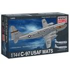 Minicraft Models . MMI 1/144 C-97 USAF MATS