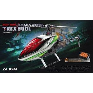 Align RC . AGN T-REX 500L DOM SUPER COMBO BX