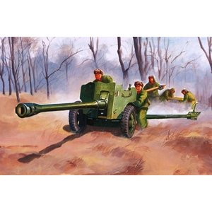 Trumpeter . TRM 1/35 CHINESE TUPE 56 DIV GUN