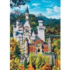 Cobble Hill . CBH BAVARIAN CASTLE 1000PC