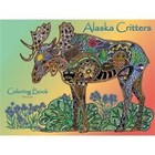 Earthart Coloring Books . EAC ALASKA CRITTERS COLOR BK