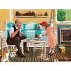 Cobble Hill . CBH Tea With Grandpa Puzz 275Pc Puzzle
