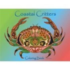 Earthart Coloring Books . EAC COASTAL CRITTER COLOR BK