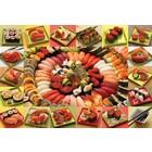 Cobble Hill . CBH Plenty Of Sushi 2000Pc Puzzle