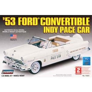 Lindberg . LND 1/25 53 FORD CONVERTIBLE PACE