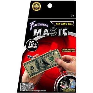 Fantasma Toys . FTY 507DV PEN THRU BILL W/DVD