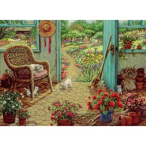 Cobble Hill . CBH THE POTTING SHED 1000 PC