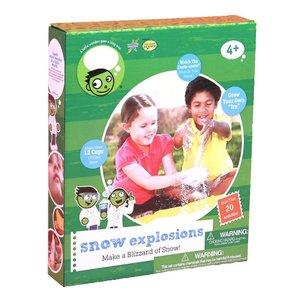 Be Amazing Toys . BMZ PBS KIDS SNOW EXPLOSION