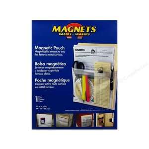 Magnet Source (the) . MGU MAGNETIC POUCH .032X9.738X12