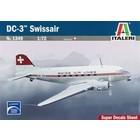 Italeri . ITA 1/72 DC-3 SWISSAIR