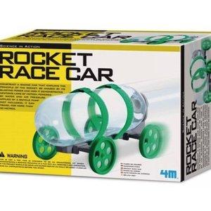 4M Project Kits . FMK ROCKET RACE CAR KIT