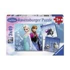 Ravensburger (fx shmidt) . RVB Frozen Winter Advntures 3X49Pc Puzzle
