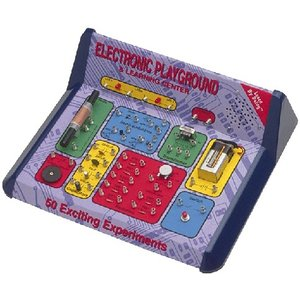 Elenco Electronics . ELN ELECTRONIC PLAYGROUND KIT