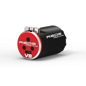Reds Racing USA . RRU 2100KV V8 1/8 BRUSHLESS MOTOR