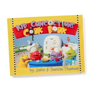 CDThe Kid Concoctions Co . KDC KID CONCOCTIONS COOK BOOK