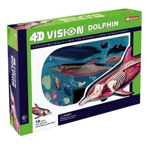 Tedco (science) . TED 4D VISION DOLPHIN ANATOMY MODL