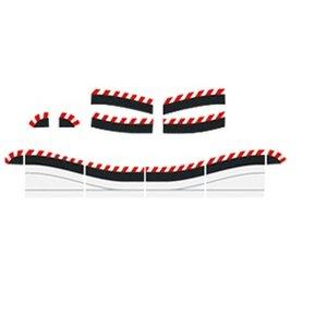 Carrera Racing (LGB) . CRR EX/DIG 124 EV/132 SHOULDER DIG CHIC