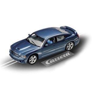 Carrera Racing (LGB) . CRR EV 2006 DODGE CHAR SRT8, BLUE