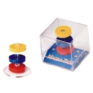 Tedco (science) . TED MAGNA-TRIX COLORFUL RING MAGNT