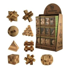 Tedco (science) . TED BAMBOO PUZZLE