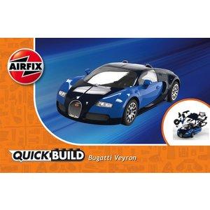 Airfix . ARX Bugatti Veyron Quick Build