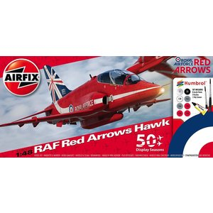 Airfix . ARX 1/48 RED ARROW HAWK 50TH