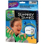 Slinky Science . SLY FUN LAB SLIPPERY SLIMES