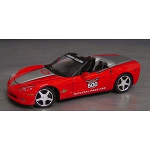 Green Light Collectibles . GNL 1/24 C6 INDY PACE CAR