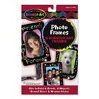 Melissa & Doug . M&D PHOTO FRAME SCRATCH ART