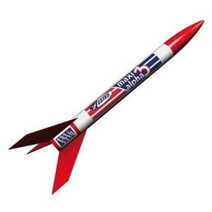 Estes Rockets . EST Maxi Alpha III Model Rocket