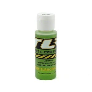 Team Losi Racing . TLR SILICONE SHOCK OIL 25 WT 2 OZ