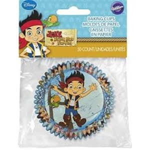 Wilton Products . WIL BAKING CUPS JAKE/NEVERLAND PIRATES