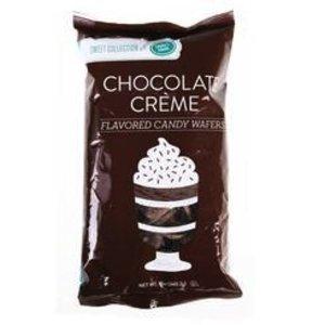 Make N Mold . MNM CHOCOLATE CREME CANDY WAFERS