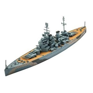 Revell of Germany . RVL 1/1200 HMS PRINCE OF WALES