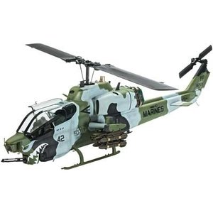 Revell of Germany . RVL 1/48 AH-1W SUPER COBRA