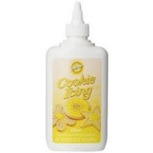 Wilton Products . WIL COOKIE ICING YELLOW