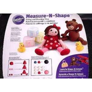 Wilton Products . WIL MSR SHAPE SIZING TOOL