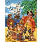 Reeves Art Supplies . REE PIRATE 9X12 PBN