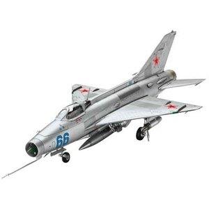Revell of Germany . RVL 1/72 MIG-21 F. 13
