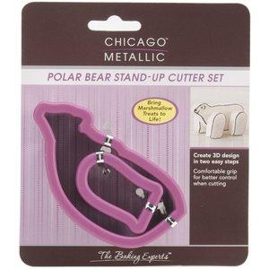 Chicago Metallic Inc . CMB POLAR BEAR 3D STAND UP CUTTER