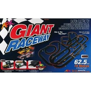 AFX/Racemasters . AFX GIANT (MG+) W/ LAP COUNTER