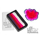 Fab . FAB TATTOO ROSE ARTY BRUSH CAKE